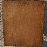 Икона С.Николай Чудотворец 1840-41гг.Оклад серебро 84 пр.310*270 мм. photo 11