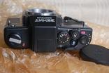 Фотоаппарат Зенит-Сюрприз МТ-1, № 844, первая тысяча, комплект 1984 г photo 9
