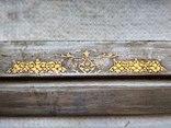 Большой старый кавказский кинжал photo 10