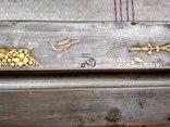 Большой старый кавказский кинжал photo 12