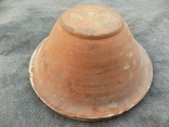 Велика глибока керамічна миска Ø34см Кути, фото №8