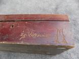 Касетка різьба клеймо Закопане, фото №8