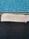 Джемпер. Пуловер тонкий TU р-р L photo 6