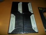 Аудиокассета кассета Новая International ITN C90 - 4 шт в лоте кассеты аудио №2, фото №3