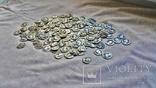 Коллекция Монет Римской империи Денарии 135 шт. ( №1) Бесплатная доставка