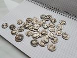 Коллекция Римских монет Денариев 38 шт. Бесплатная доставка
