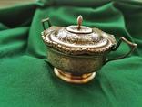 Сахараница серебро 84 проба. ХІХ век. 334 гр.