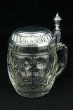 Коллекционная пивная кружка. Original Haku Bierseidel. Германия. (0512)