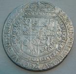 Талер 1628 года Речь Посполитая Быдгощ (Бромберг) photo 3