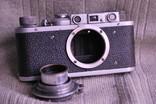 Фотоаппарат ФЭД - НКВД УССР № 19498, фото №11