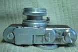 ФЭД Зоркий, 1948 год № 01595, объектив ЗК 1948 год №004452, Красногорский. photo 5