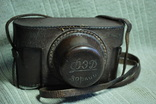 ФЭД Зоркий, 1948 год № 01595, объектив ЗК 1948 год №004452, Красногорский. photo 12