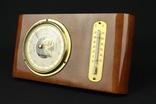 Метеостанция. Барометр. Термометр. Европа. (0492)