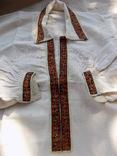 Чоловіча гуцульська вишиванка ~L, фото №2