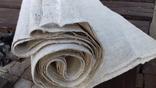 Тканина льон, фото №2