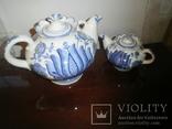 Чайник с заварником, фото №9