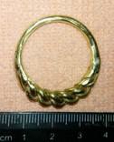 Реплика-Витой перстень времён Киевской Руси 10-12 век, фото №6