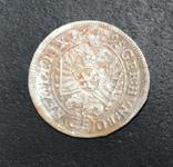 3 крейцери Леопольд 1695 р. photo 2