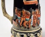 Кружка пивная коллекционная Бокал Corzelius W.Germany photo 4