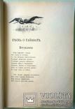 1903 Песнь о Гайавате. Иллюстрированное издание для детей. Перевел И.Бунин., фото №5
