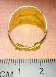 Реплика Пластинчатый перстень времён Киевской Руси 10-12 век, фото №6
