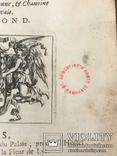 Г. Годефрой. Жизнь святого Афанасия патриарха Александрийского. 1671 г. В 2-х книгах. photo 11