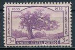 США 1935 300-летие поселения Коннектикута 3С, фото №2