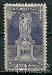 1926 США Статуя Джона Эрикссона 5 С, фото №2