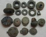 Фрагменты курительных трубочек, фото №2