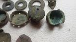 Фрагменты курительных трубочек, фото №12