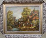 Голландский пейзаж photo 1