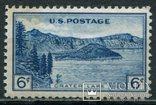 США 1934 Национальные парки 6С, фото №2