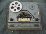 Ламповий магнітофон Gintaras 1960, фото №3