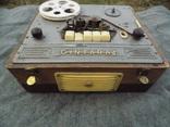 Ламповий магнітофон Gintaras 1960, фото №2