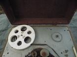 Ламповий магнітофон Gintaras 1960, фото №8