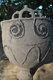 Орнаментированный литой котел, Савроматы или Скифы конец 6 начало 4 века до н.э photo 3