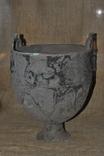 Орнаментированный литой котел, Савроматы или Скифы конец 6 начало 4 века до н.э photo 7