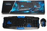 Комплект UKC HK8100 беспроводные клавиатура и мышь photo 6