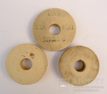 Круги абразивные СССР №8. Диаметр -110 мм. - 120, фото №2