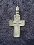 Старинный нательный крест 7, фото №3