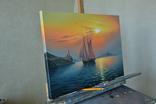 Рассвет в гавани, фото №5