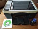 Принтер со сканером и ксероксом hp deskjet photo 1