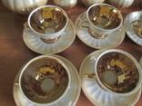 Сервиз кофейный Городница 6 персон., фото №6