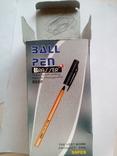 Ручки шариковая черная 50шт