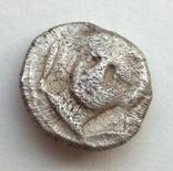 Обол Cilicia Tarsos 384-361 гг до н.э. (25_71) фото 4