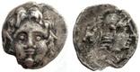 Обол Pisidia Selge 350-300 гг до н.э. (25_74)