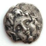 Обол Pisidia Selge 350-300 гг до н.э. (25_74) фото 2