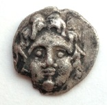 Обол Pisidia Selge 350-300 гг до н.э. (25_74) фото 3