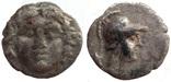 Обол Pisidia Selge 350-300 гг до н.э. (25_75)