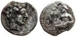 Обол Cilicia Tarsos 389-375 гг до н.э. (25_82) фото 1